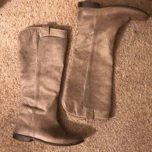 Like New FRYE riding boots